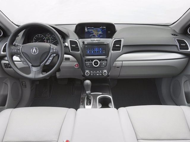2018 Acura Rdx With Technology And Acurawatch Plus Packages In Sarasota Fl Gettel